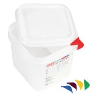 Araven Food Container 1/6 GN