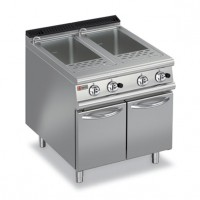 BARON - DOUBLE WELL PASTA COOKER 7CP/G800