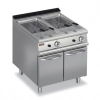 Baron - Fryer Double Pan 7FRI/G815