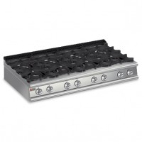 Baron Gas 8 Burner Cooktop