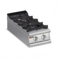 Baron Gas 2 Burner Cooktop