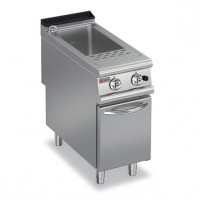 BARON - Single Well Gas Pasta Cooker 9CP/G400