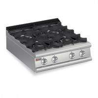 Baron Gas 4 Burner Cooktop