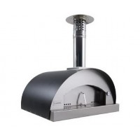 Euro Appliances Wood Fired Pizza Oven Residential - EPZ60BBS