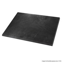 Charcoal Marble 'Solid Stone' Table Tops