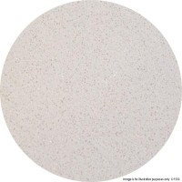White Marble 'Solid Stone' Round Table Tops