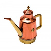 GI Metal Traditional Neapolitan oil can OL05