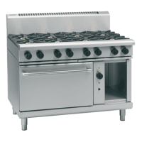 Waldorf | Gas Convection Oven 8 Burner