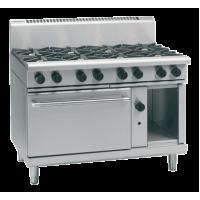 Waldorf | Gas Oven 8 Burner