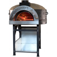 Morello Forni | PAX Wood and/or Gas Oven