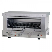 Roband GMW815E Grill Max Wide-Mouth Toaster 8 Slice