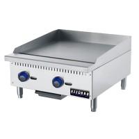 Azzurro   2 Gas Burner Griddle/Hot Plate