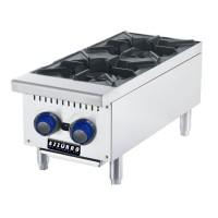 Azzurro   2 Burner Open Cook Top