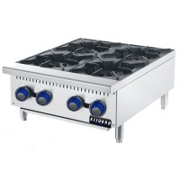 Azzurro | 4 Burner Open Cook Top