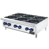 Azzurro | 6 Burner Open Cook Top