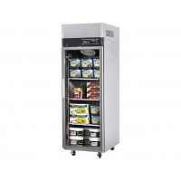 Skipio | 1 Door Glass Top Mount Freezer