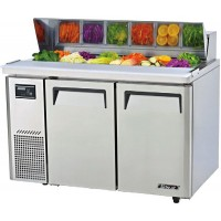 Skipio | 2 Door Salad Buffet Fridge With Hood Lid