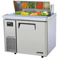 Skipio | 1 Door Salad Buffet Fridge With Hood Lid