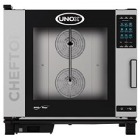 UNOX ChefTop Mind Maps PLUS Series 6 2x1Gn Tray Electric