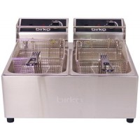Birko | 5 Litre Double Fryer