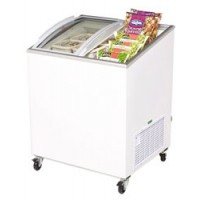 Bromic | Curved Glass Chest Freezer CF0200ATCG
