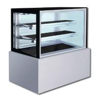 Bromic | Glass Cake Display - LED Lighting - 1200mm