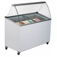 Bromic | Ice Cream Display 7 Tubs