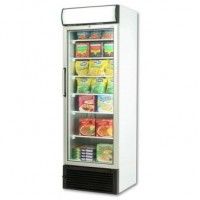 Bromic | Glass Door Freezer 440L w/Lightbox