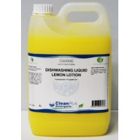 Dishwashing Liquid  Lemon Lotion