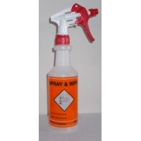 Spray N Wipe Bottle - 500ml