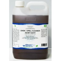 Oven Grill Cleaner Heavy Duty