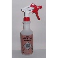 Oven Grill Cleaner 500 ml Bottle ONLY