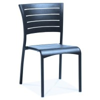 chair MONACO ALU SIDE Anthracite