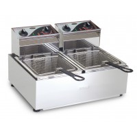 Roband Double Pan Fryer-5.0L