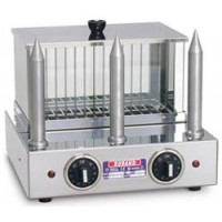 ROBAND Hot Dog Bun Warmer M3 T