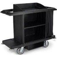 RUBBERMAID Housekeeping Cart