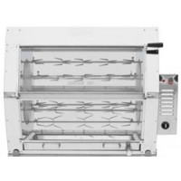 Semak Electric Rotisserie 18 Bird  D18
