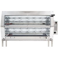Semak Electric Rotisserie 30 Bird D30