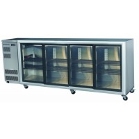 BAR FRIDGE 4 DOOR - SKOPE BB780 4SL S-S