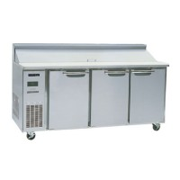 Skope Centaur - 3 door Sandwich Fridge